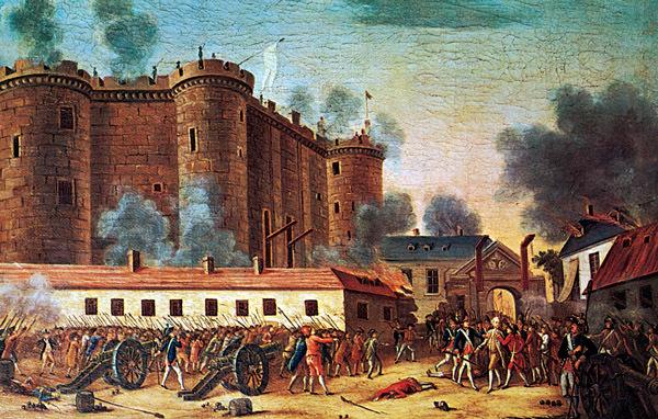 Standard bastillen