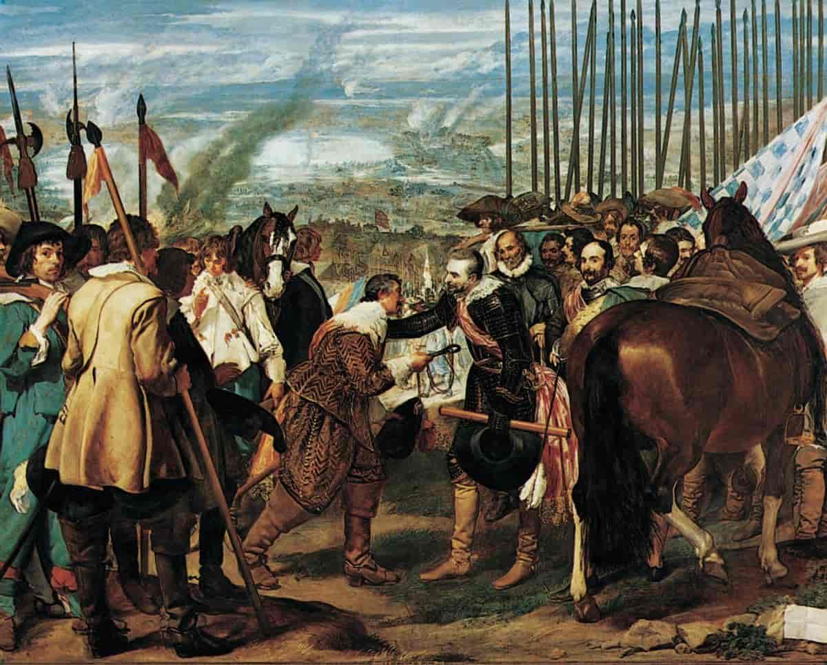 Spanias Fremste Maler På 1800 Tallet