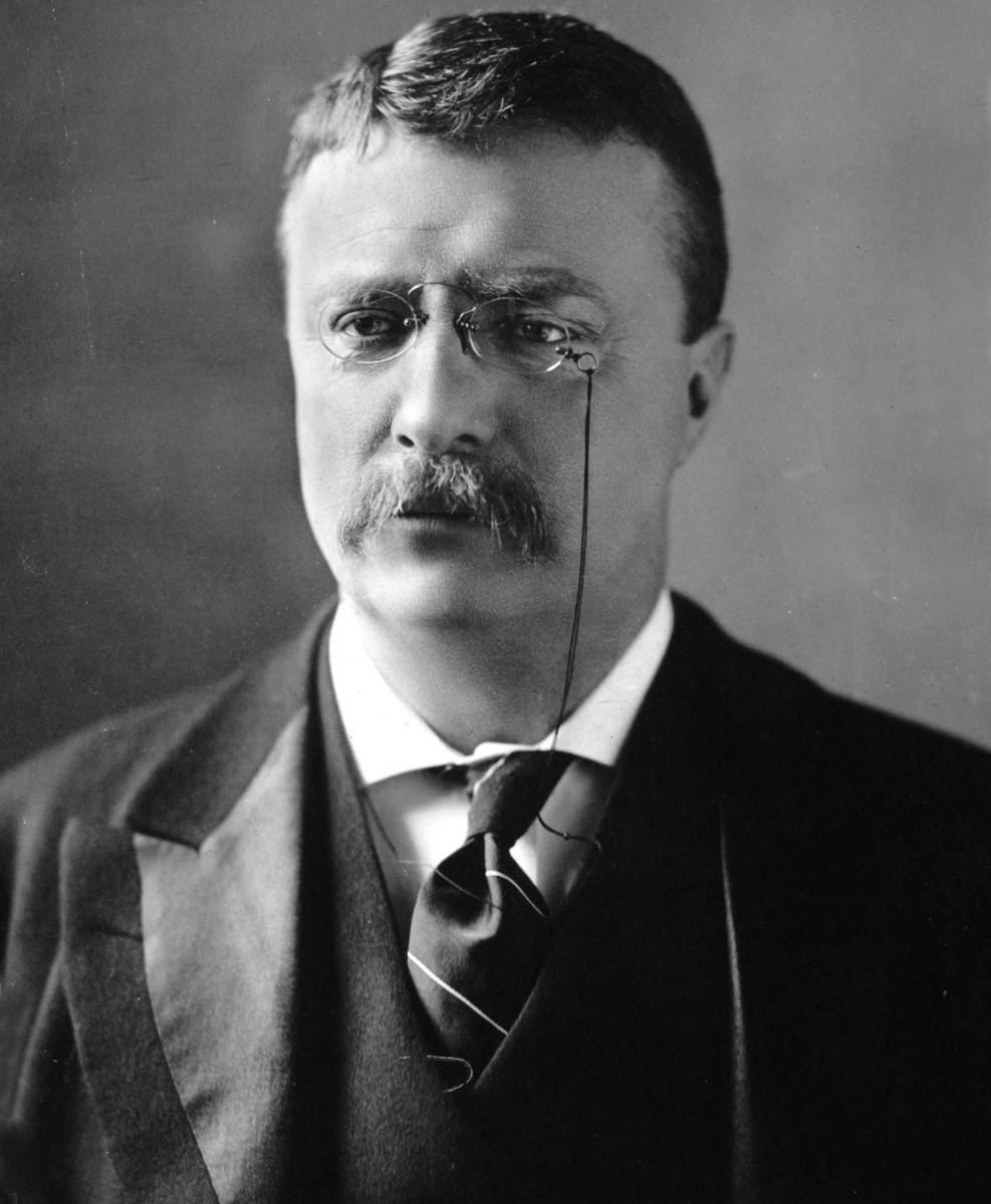 Standard theodore roosevelt circa 1902