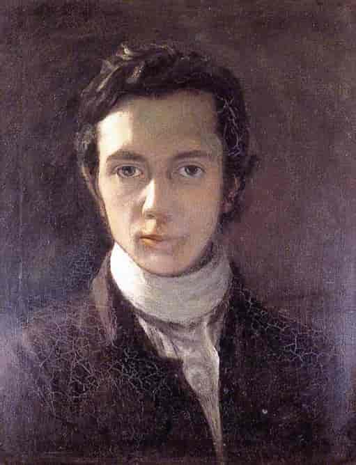 Poet William Hazlitt