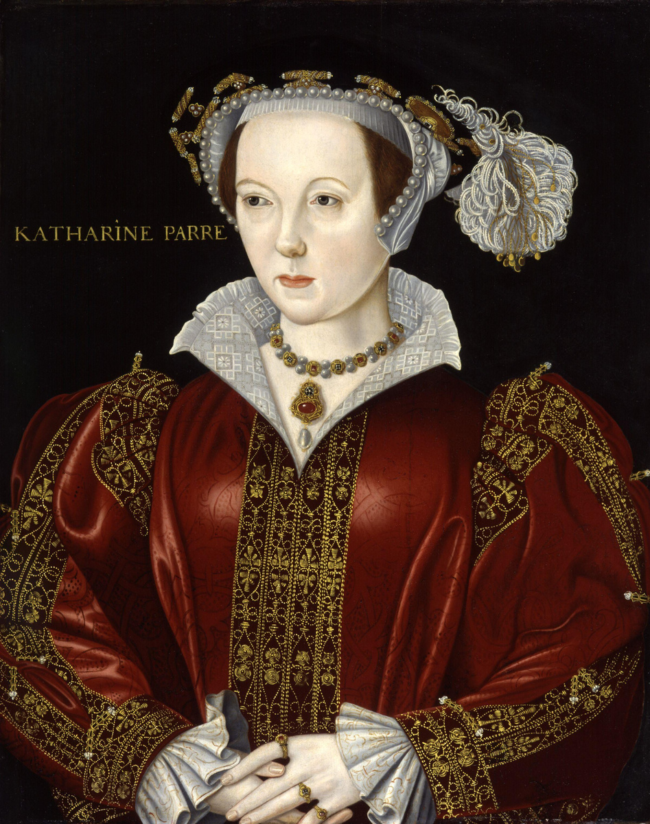 Standard catherine parr from npg
