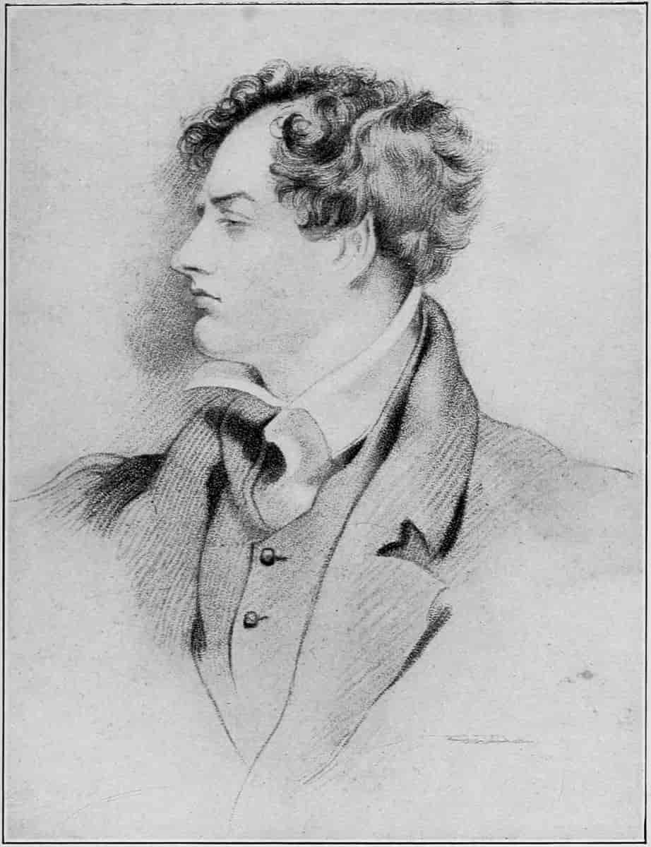 Poet Lord Byron