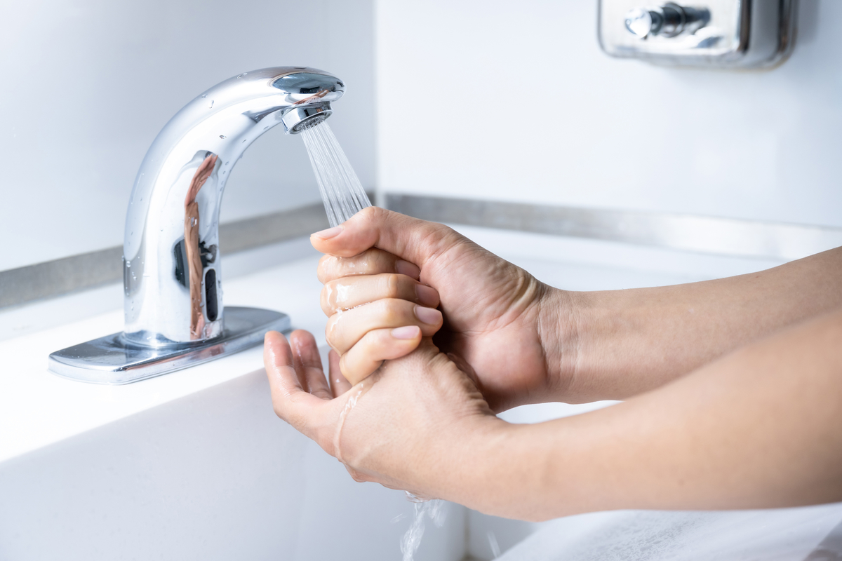 Standard hygiene shutterstock 1673735785