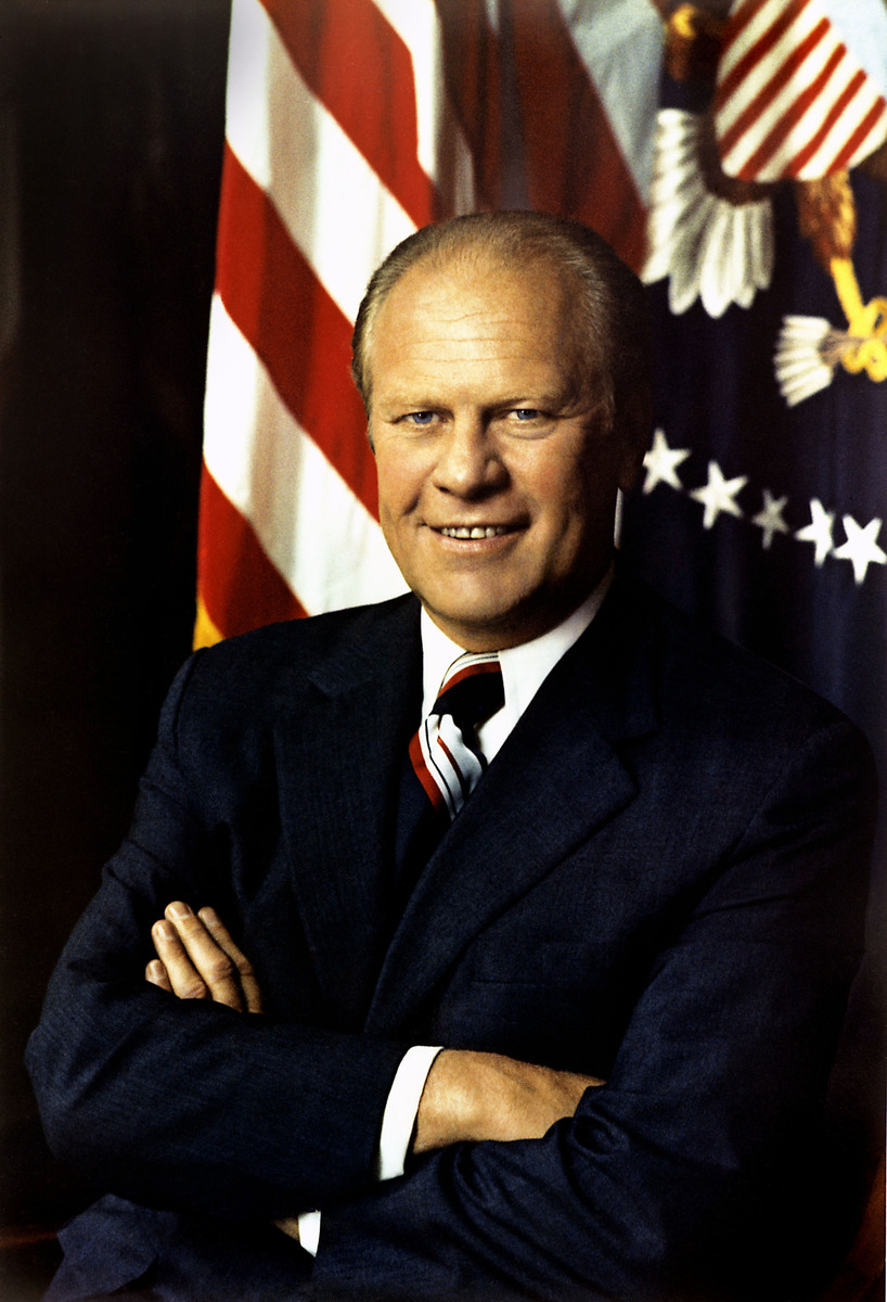 Standard gerald ford