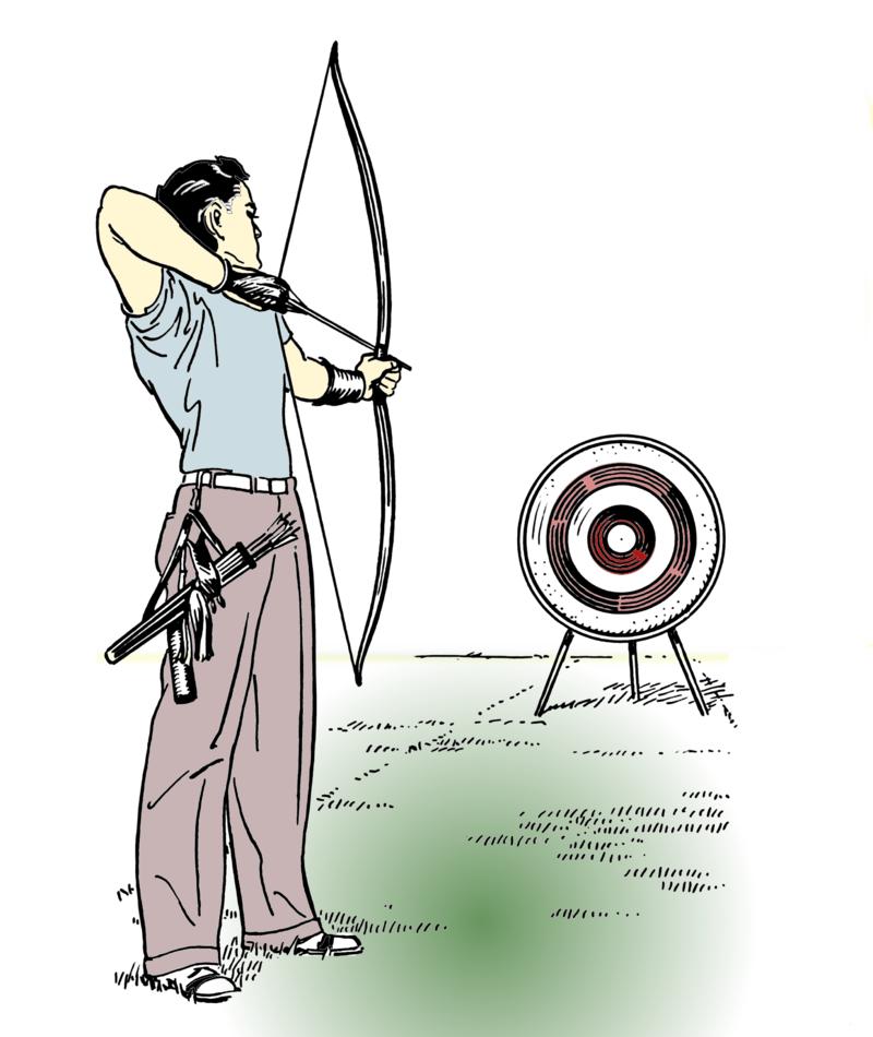 Standard archery