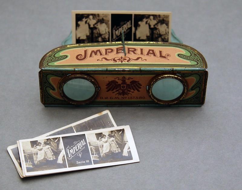 Standard stereoskop