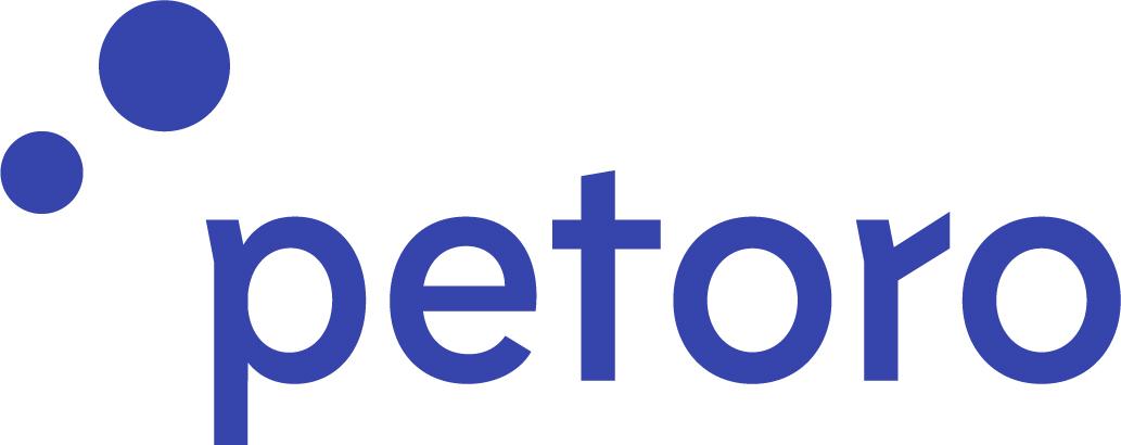Standard petroro logo blue072