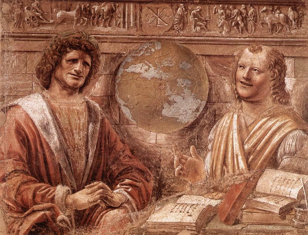 Standard bramante heracleitus and democritus