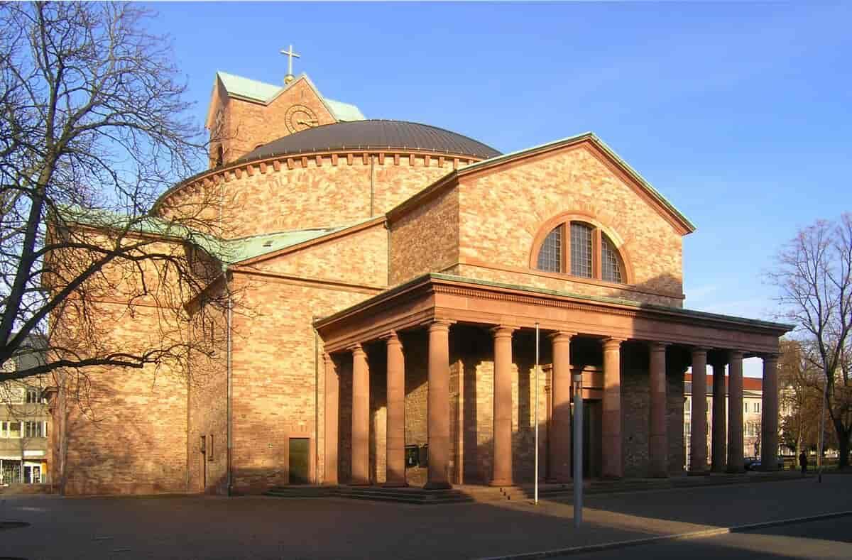 Gottesdienst St Stephan Karlsruhe
