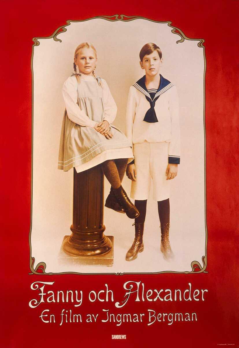 Standard fanny alexander plakat