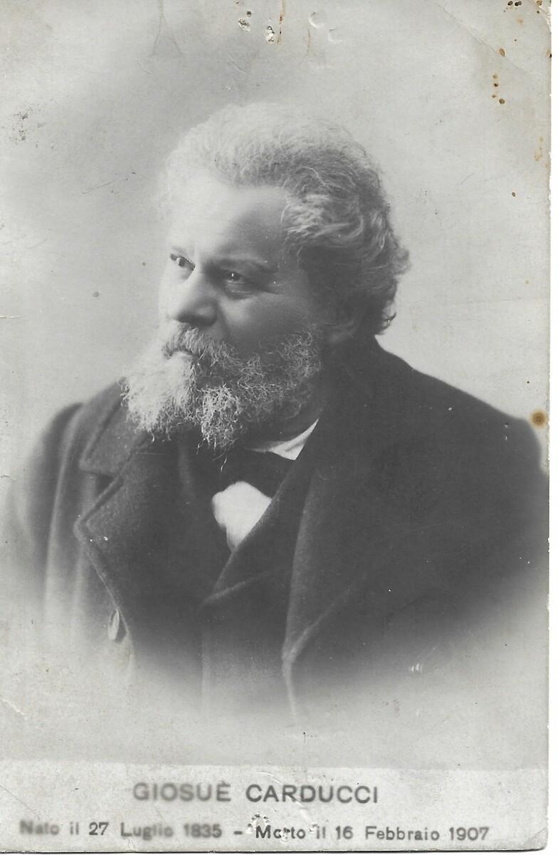 Standard giosuè carducci 1835 1907