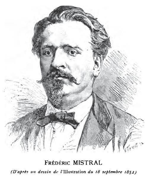Standard frederic mistral 1852