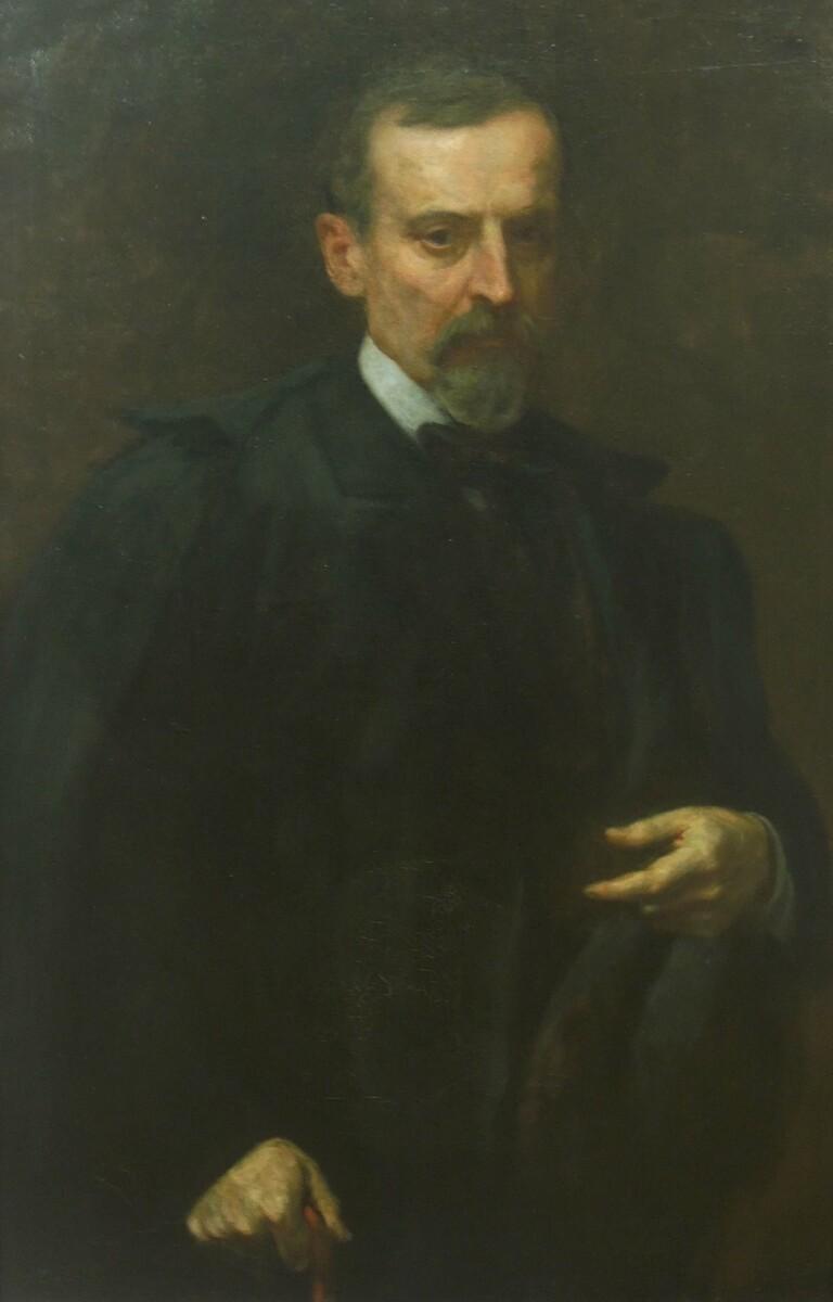 Standard kazimierz mordasewicz   portret henryka sienkiewicza