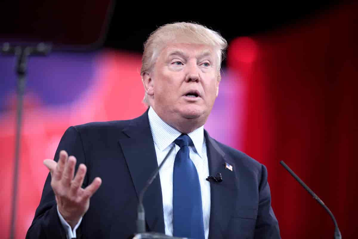 Donald Trump – Store norske leksikon