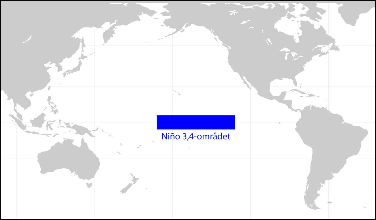 Standard nino34 kart