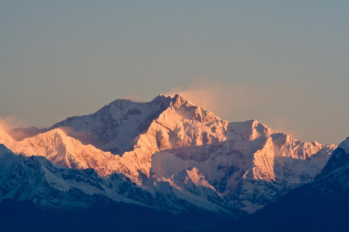 Standard kanchenjunga india