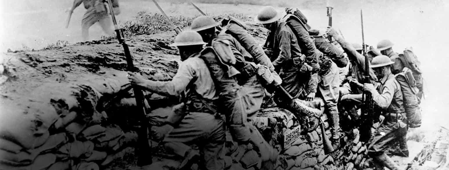 Bakenforliggende Årsaker Til Første Verdenskrig
