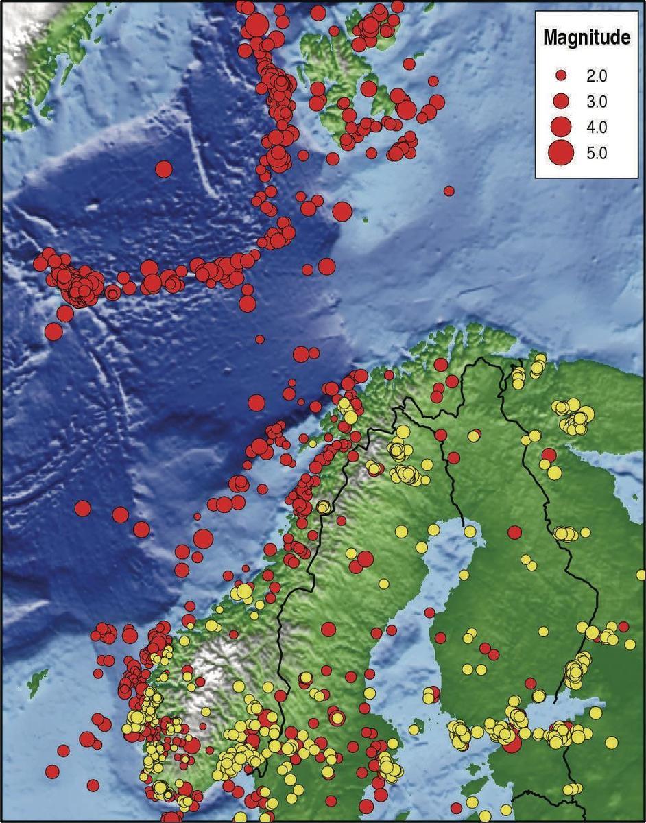 Standard jordskjelv