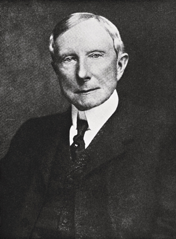 John Davison Rockefeller - Store norske leksikon