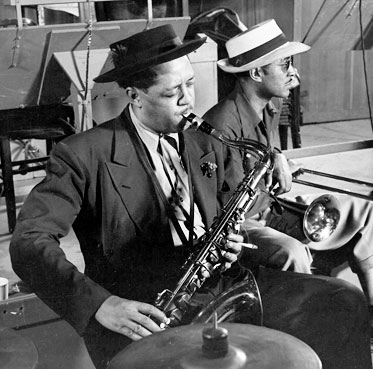 Standard lester young life 1944