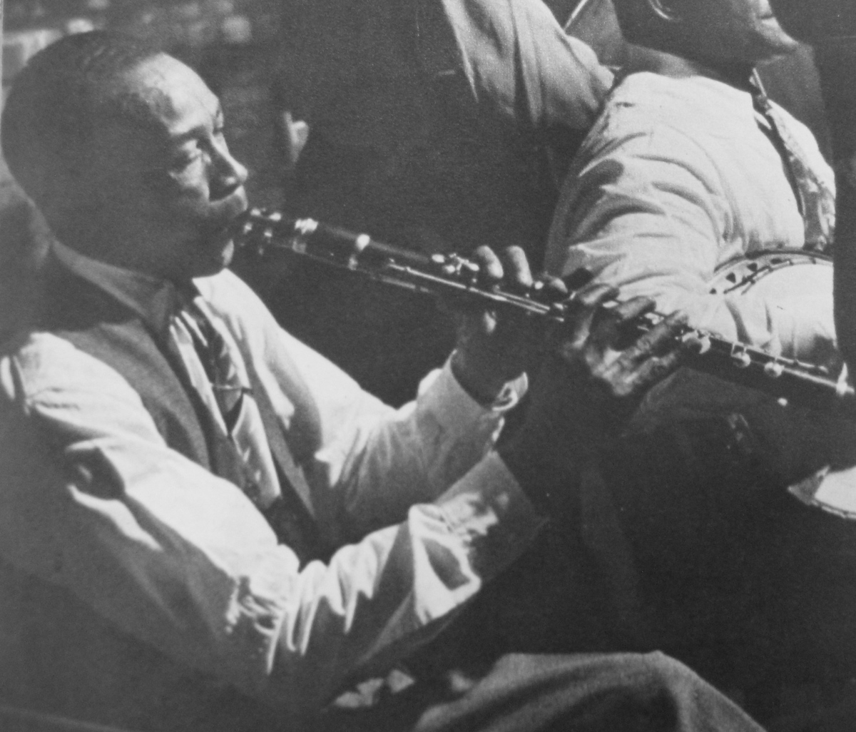 Standard george lewis clarinet fingers kubrick 1950