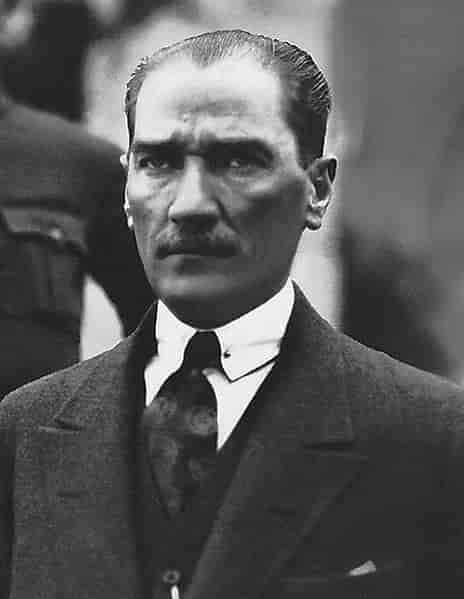 Poet Kemal Ataturk