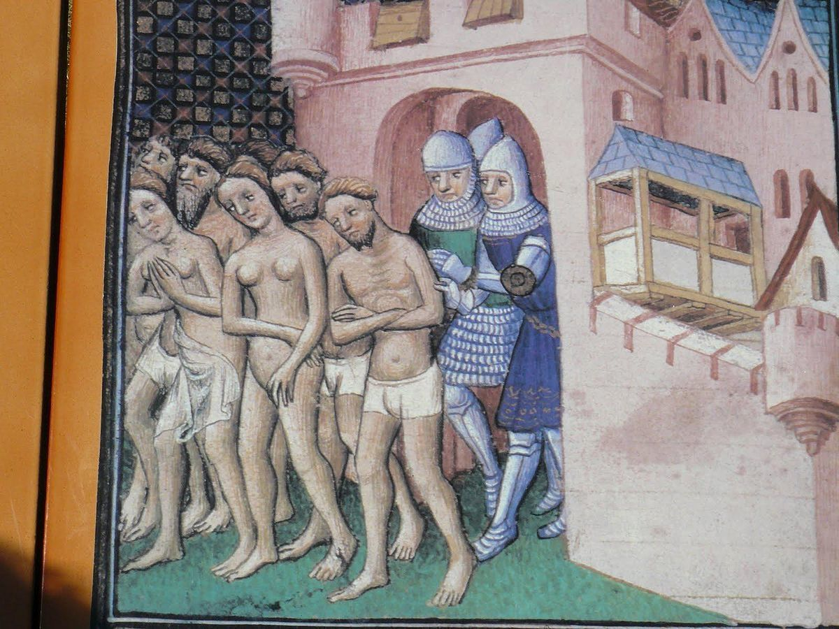 Standard cathars expelled