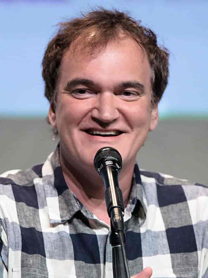 Poet Quentin Tarantino