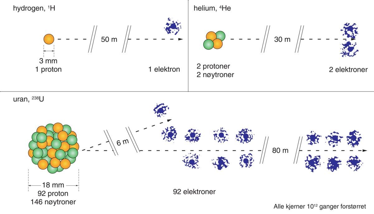 atom – Store norske leksikon