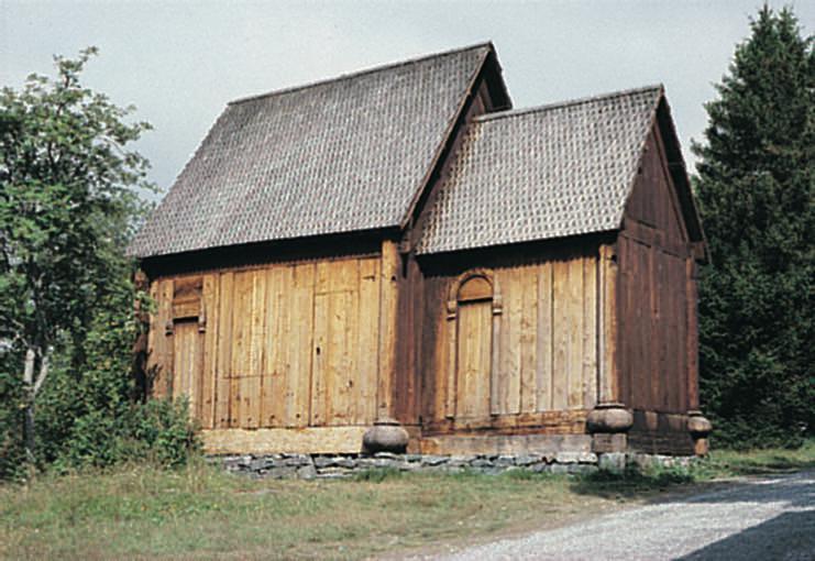 Standard haltdalen stavkirke