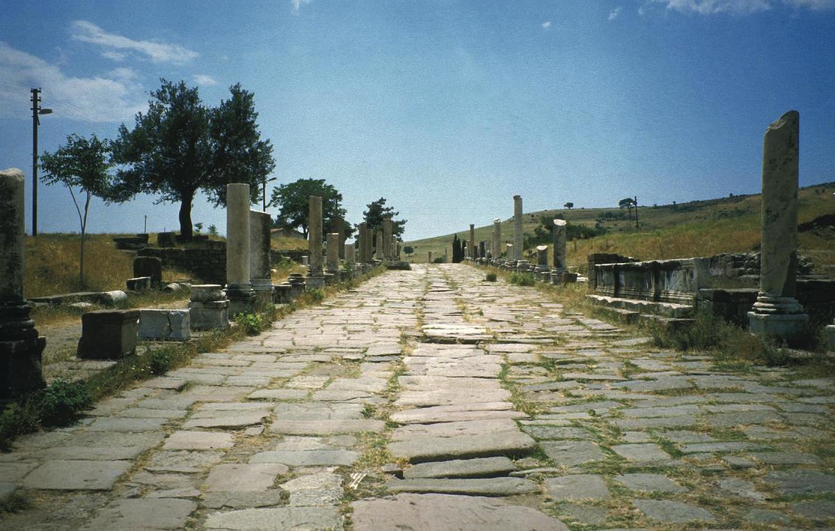 Standard hellenismen pergamon