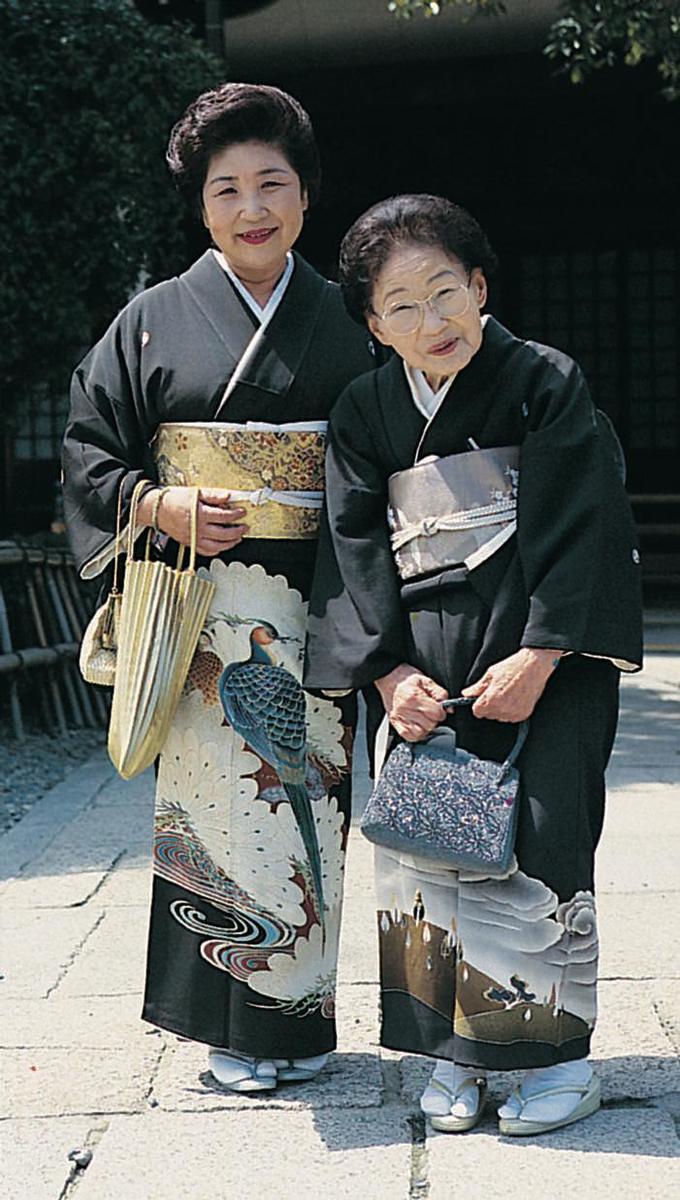 Standard kimono