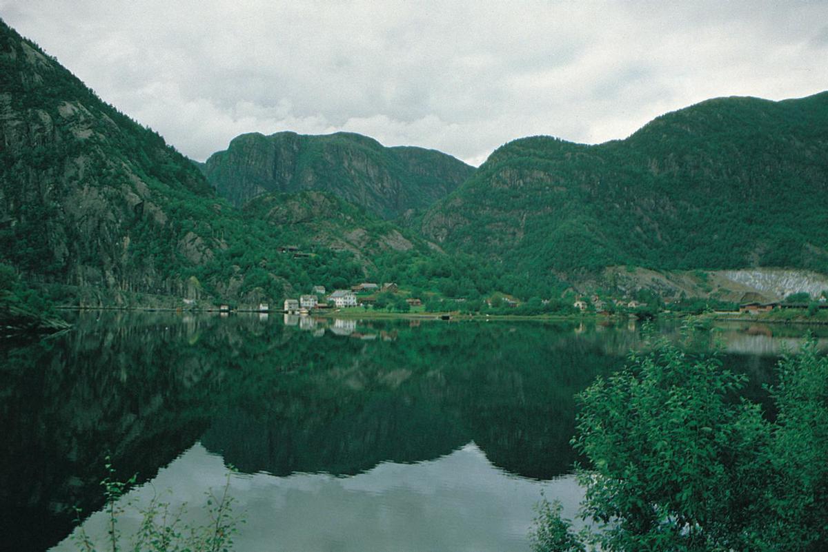 Dating I Masfjorden