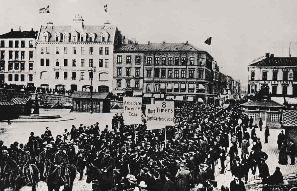 Norges historie – Store norske leksikon