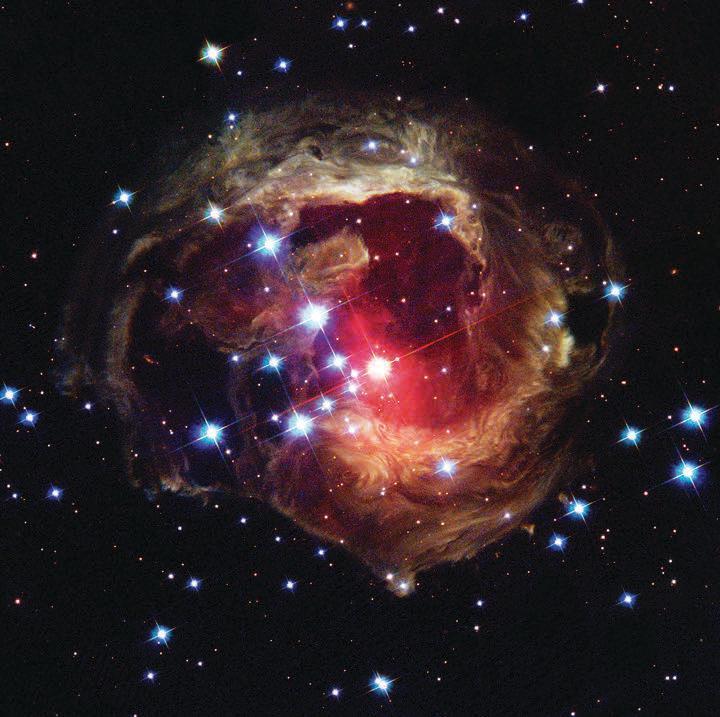 Standard stjerne kjempegigant