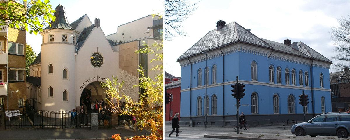 Standard synagoge oslo trondheim