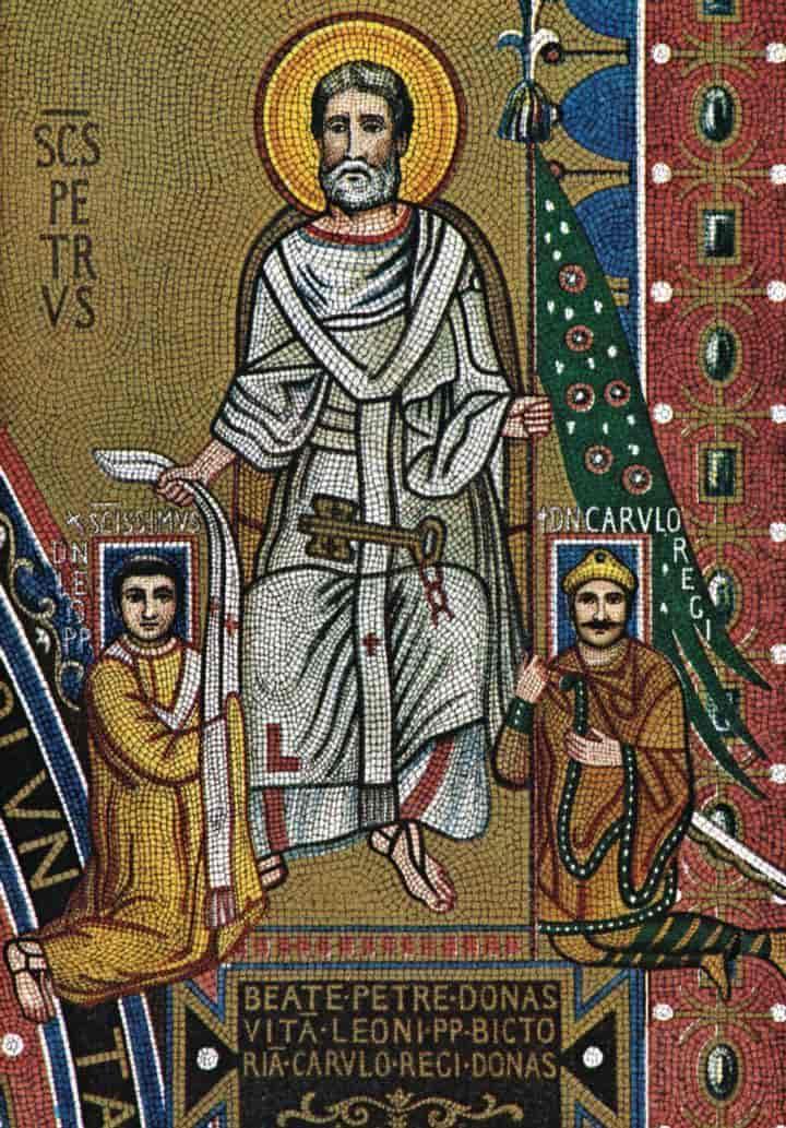 Peter – apostel – Store norske leksikon