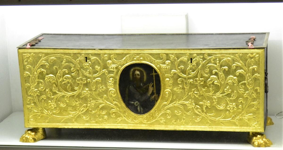 Standard tomba dell apostolo tommaso