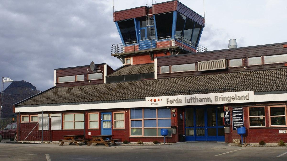 Standard forde lufthamn  2