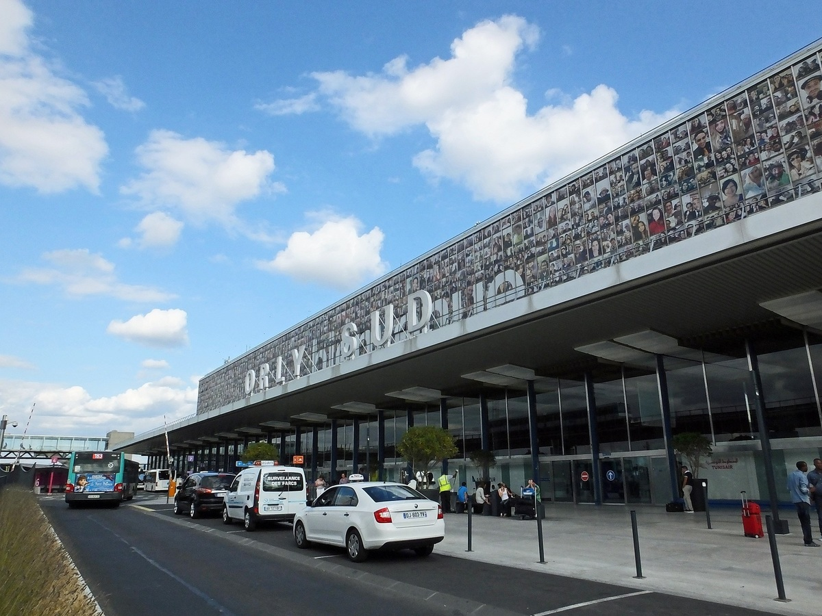 Standard orly south terminal