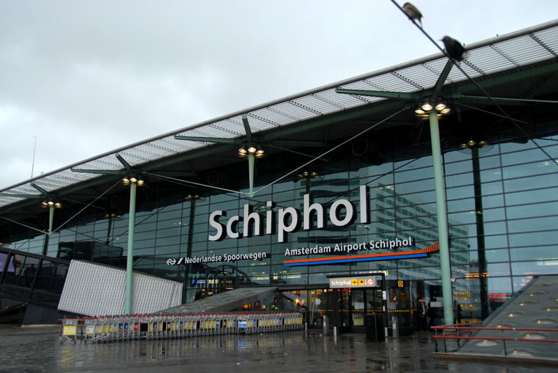 Standard amsterdam airport schiphol front  2