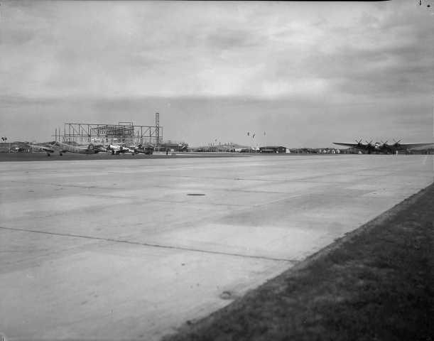 Standard opening of sola airport  2