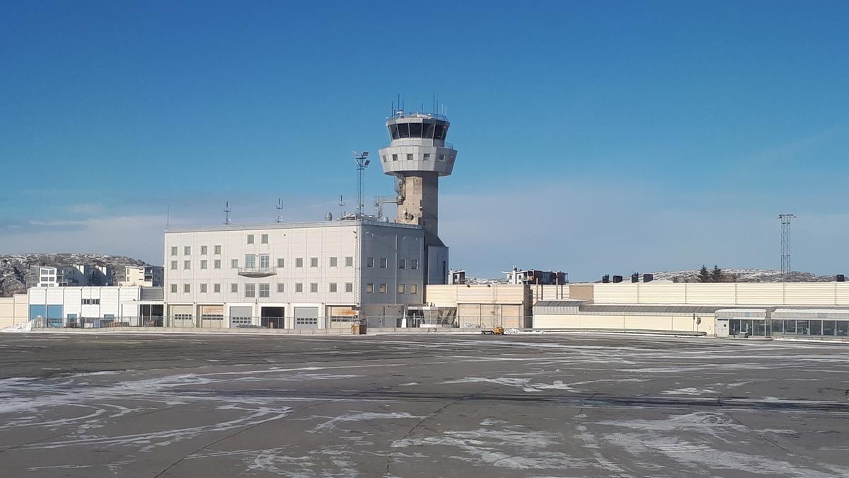 Standard kontrolltårn