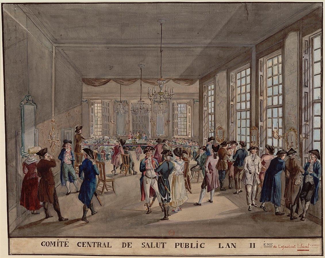 Standard comité salut public