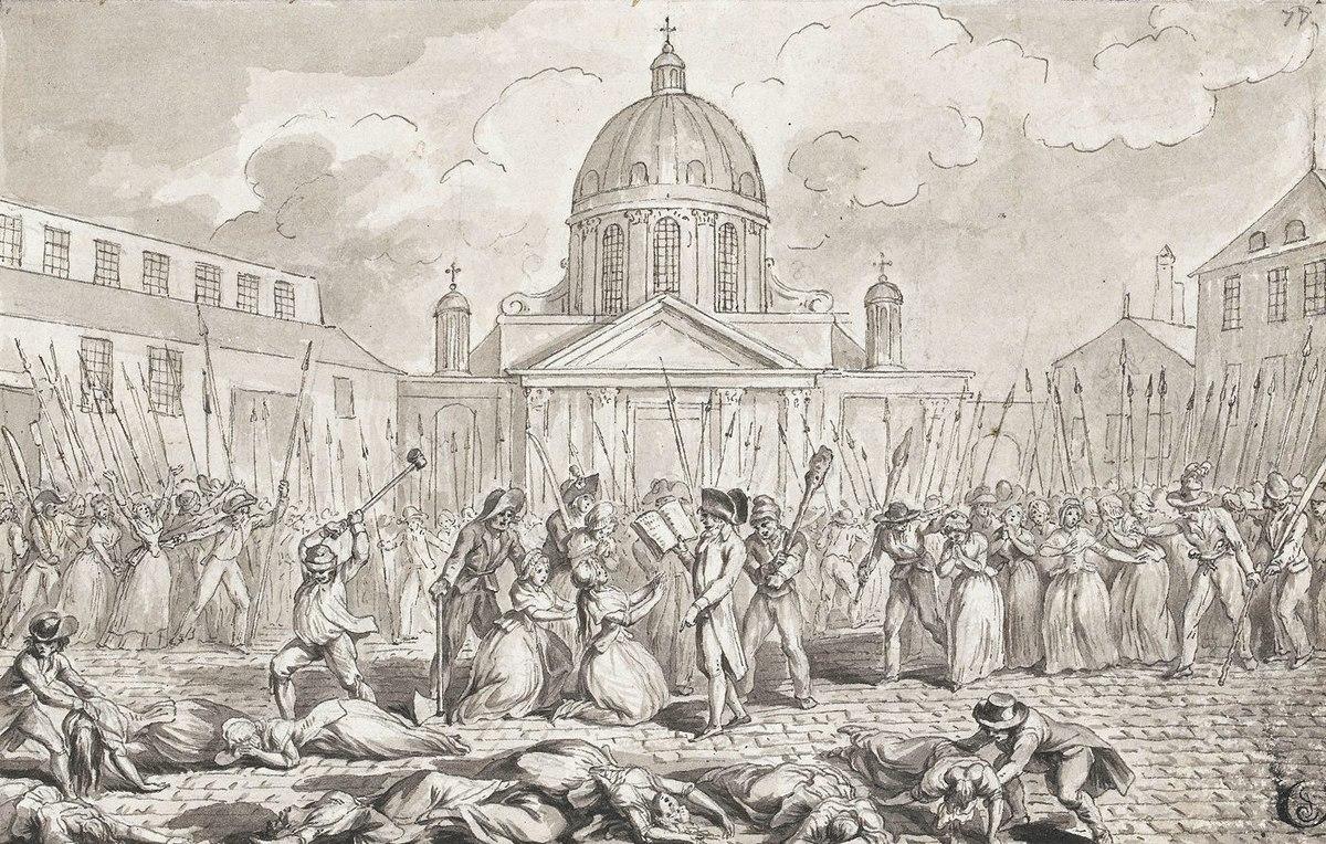 Standard massacre à la salpêtrière
