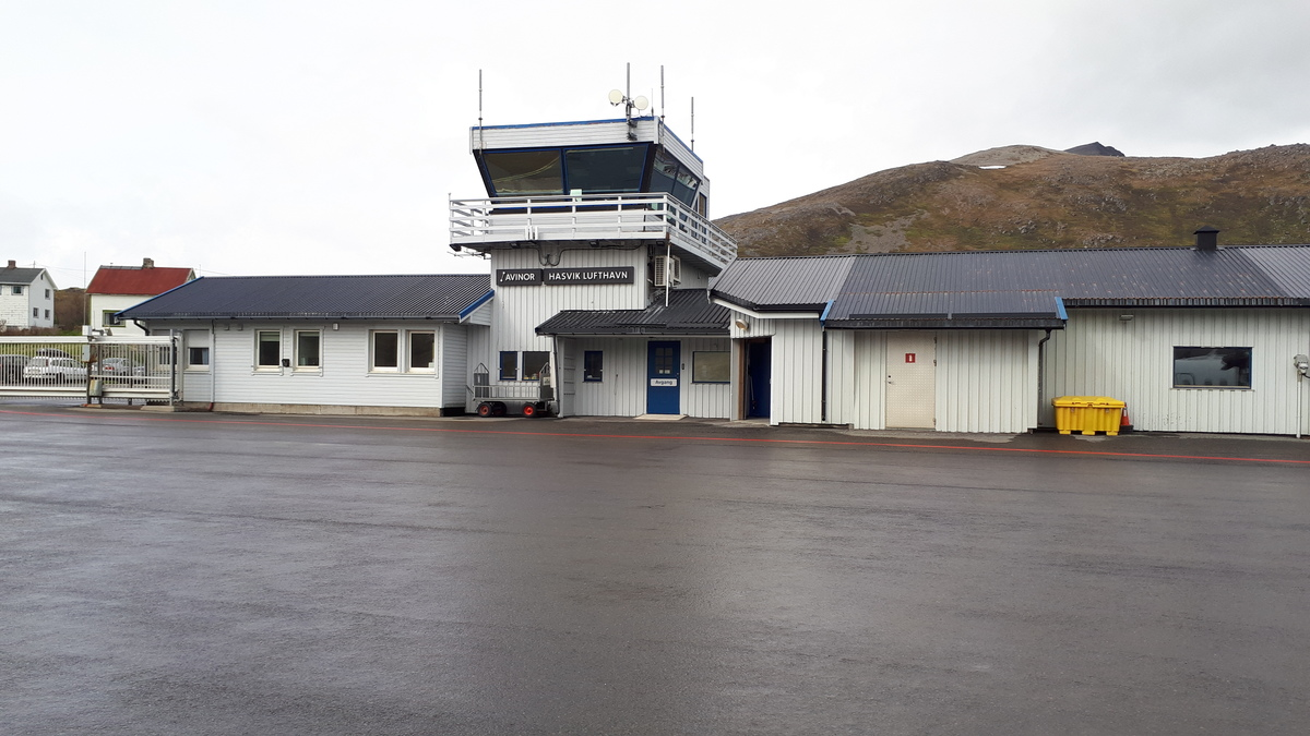 Standard fly hasvik lufthavn foto lars engerengen