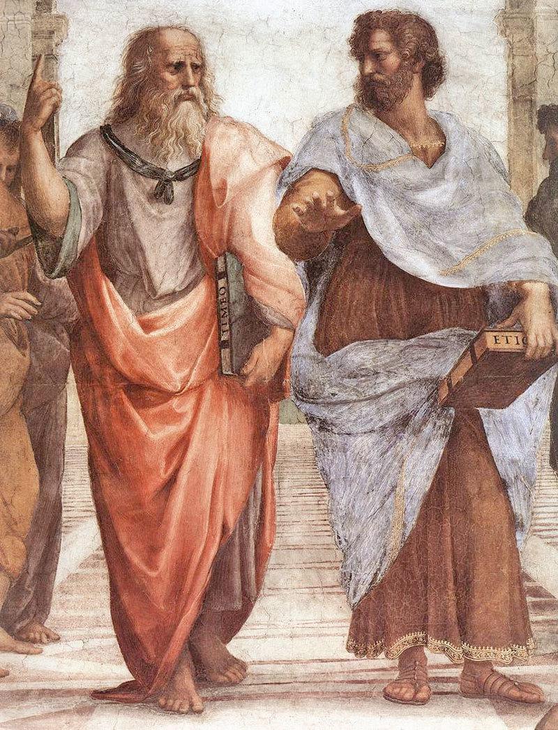 Standard aristoteles platon
