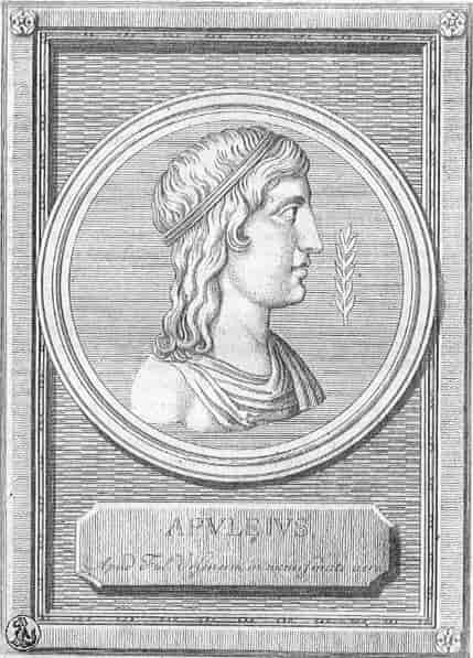 Lucius Apuleius – Store norske leksikon