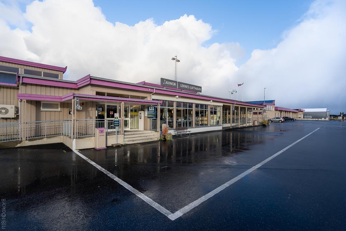 Standard 20181006 00443 copyrightrobinlund avinor leknes lufthavn