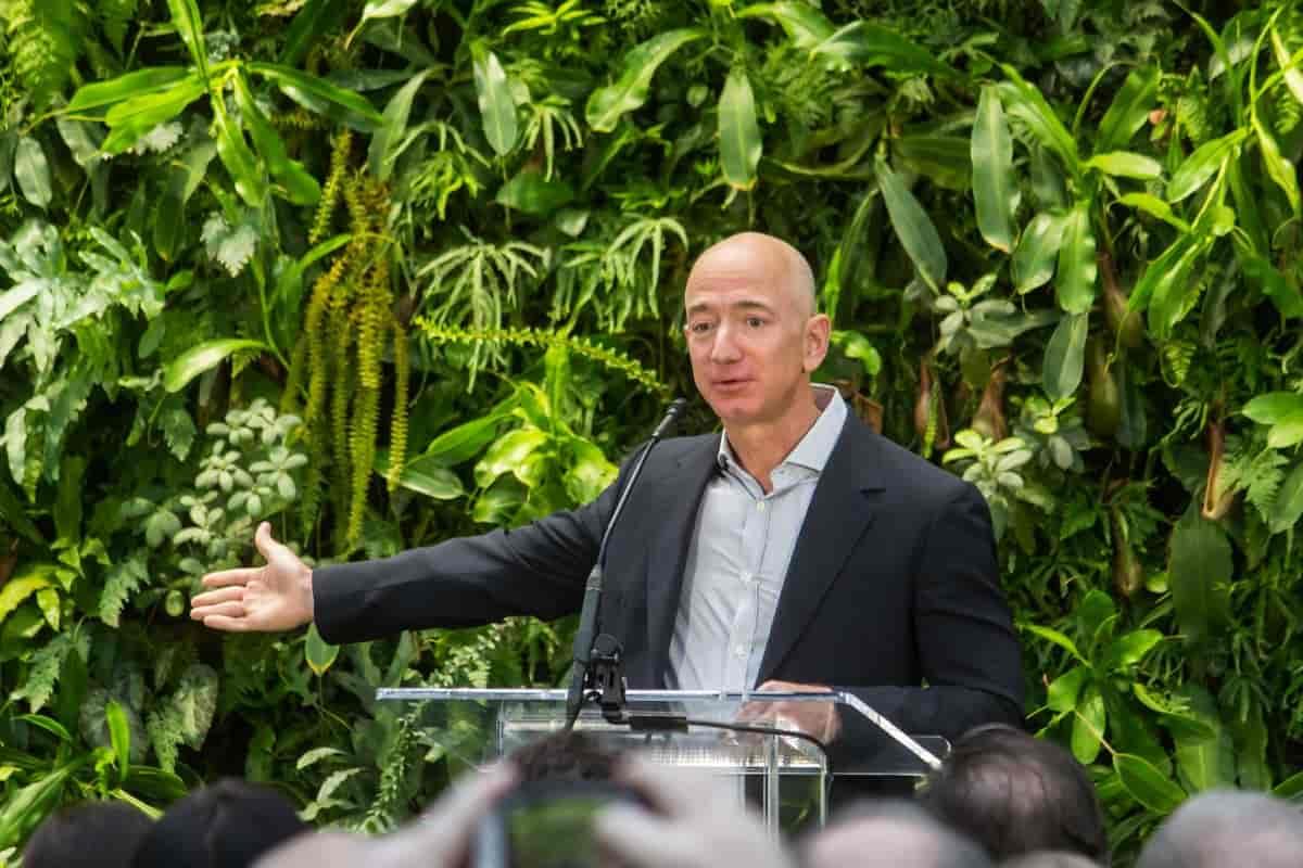 Jeff Bezos – Store norske leksikon